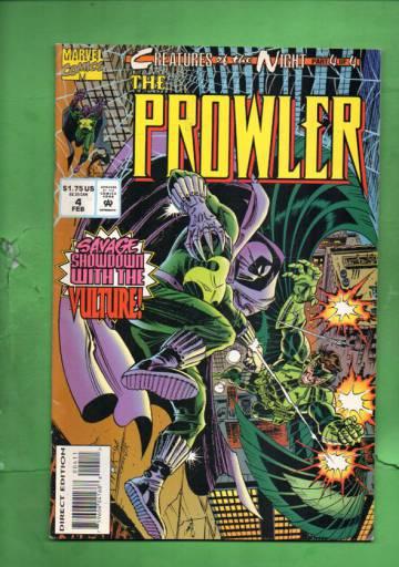 Prowler Vol. 1 #4 Feb 95
