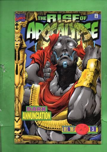 Rise of Apocalypse Vol. 1 #3 Dec 96