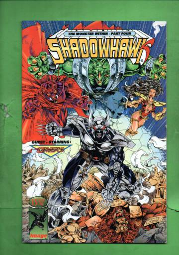 Shadowhawk #15 Nov 94