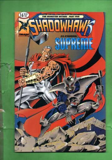 Shadowhawk #16 Jan 95