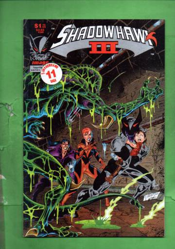 Shadowhawk Vol. 3 #4 Mar 94