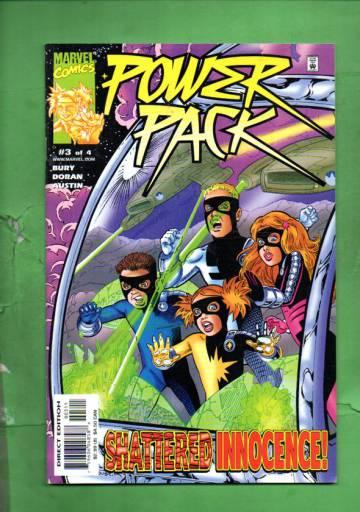 Power Pack Vol. 2 #3 Oct 00