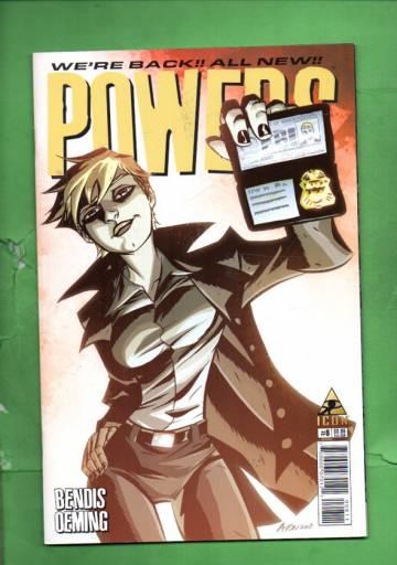 Powers Vol. 3 #8 Jan 12