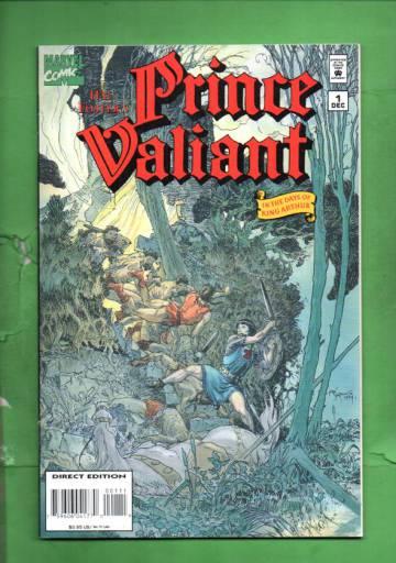 Prince Valiant #1 Dec 94