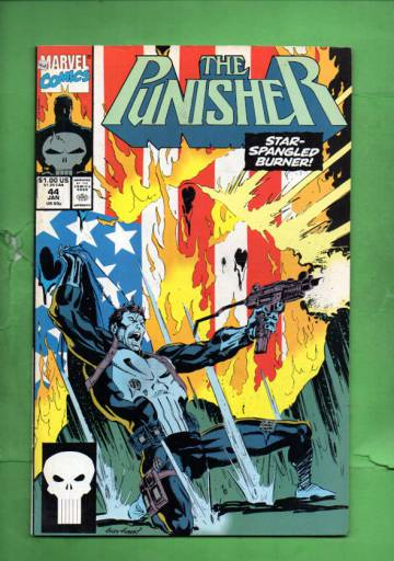 The Punisher Vol. 2 #44 Jan 91