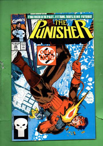 The Punisher Vol. 2 #46 Mar 91