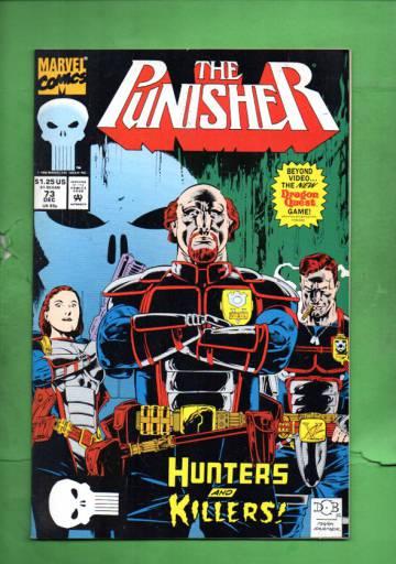 The Punisher Vol. 2 #73 Dec 92