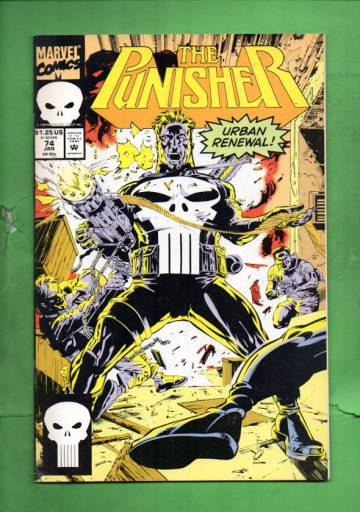 The Punisher Vol. 2 #74 Jan 93