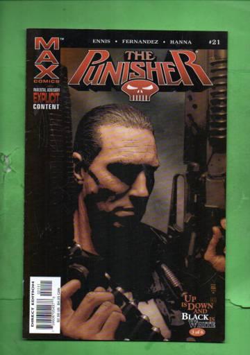 Punisher #21 Jul 05