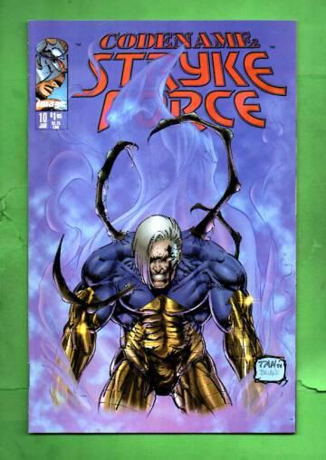 Codename: Stryke Force Vol 1 #10 Jan 95