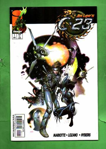 Jim Lee´s C-23 Vol 1 #1 Apr 98