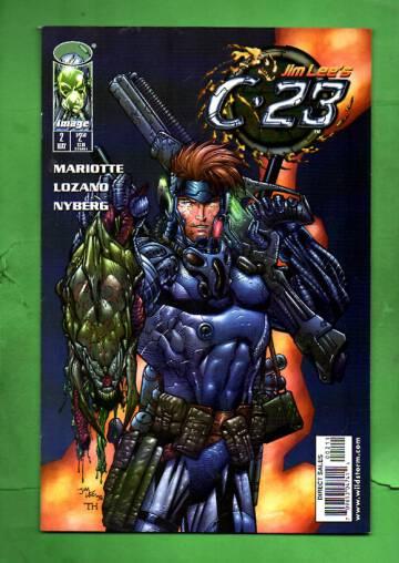 Jim Lee´s C-23 Vol 1 #2 May 98