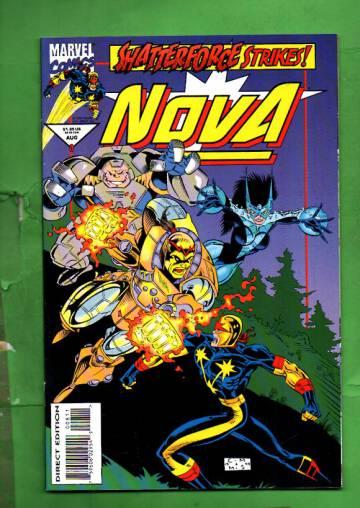 Nova Vol. 1 #8 Aug 94