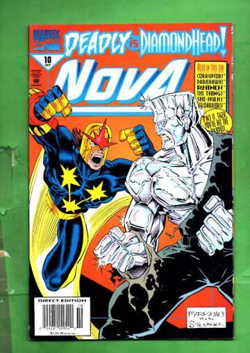 Nova Vol 1 #10 Oct 94