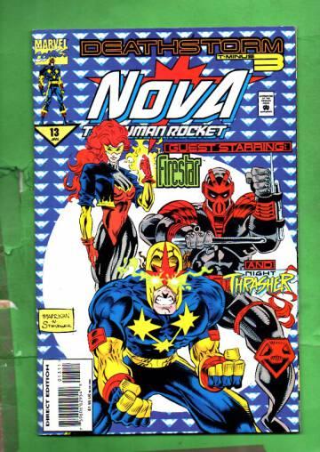 Nova Vol 1 #13 Jan 95
