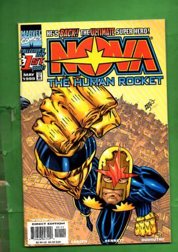 Nova Vol. 2 #1 May 99