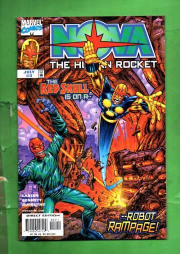 Nova Vol 2 #3 Jul 99