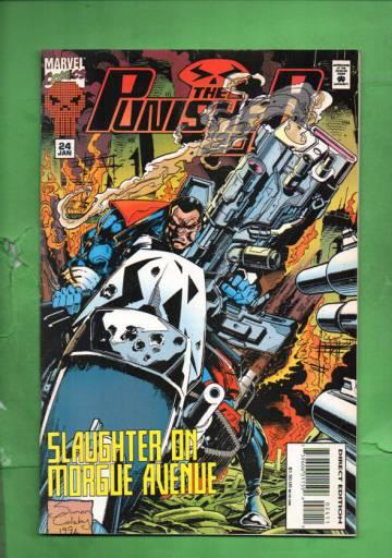 Punisher 2099  Vol 1 #24 Jan 95