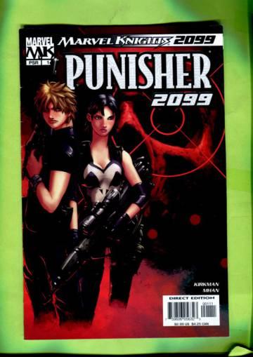 Punisher 2099 #1 Nov 04