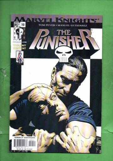 The Punisher Vol. 4 #10 May 02