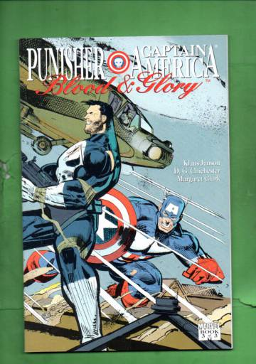 Punisher & Captain America: Blood & Glory Vol 1 #3 92