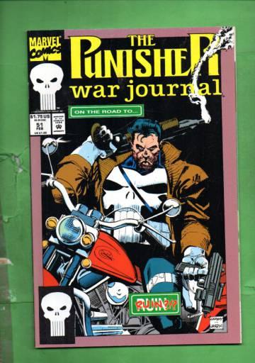The Punisher War Journal Vol.1 #51 Feb 93