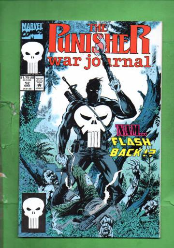 The Punisher War Journal Vol.1 #52 Mar 93