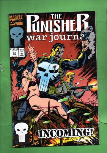 The Punisher War Journal Vol.1 #53 Apr 93