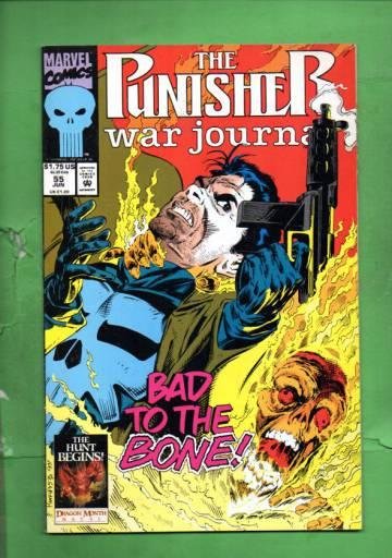 The Punisher War Journal Vol.1 #55 Jun 93