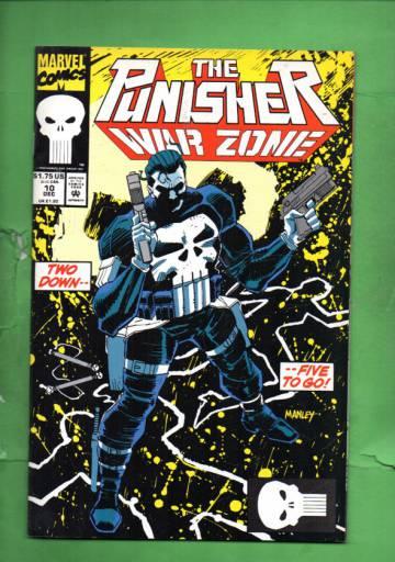 The Punisher: War Zone Vol. 1 #10 Dec 92