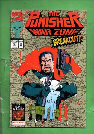 The Punisher: War Zone Vol. 1 #16 Jun 93