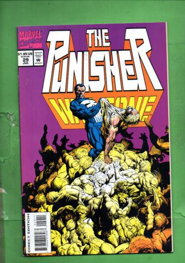 The Punisher: War Zone Vol. 1 #29 Jul 94