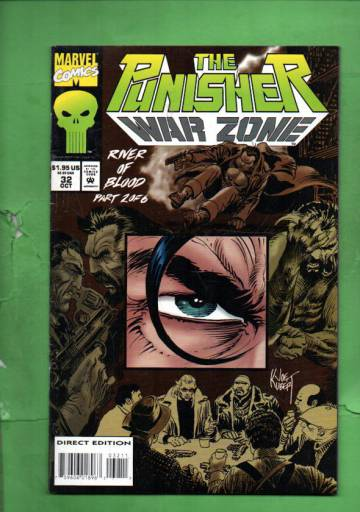 The Punisher: War Zone Vol. 1 #32 Oct 94