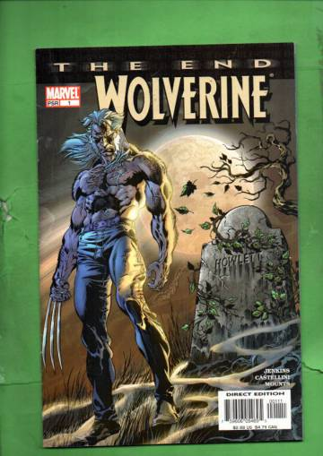 Wolverine: The End Vol 1 #1 Jan 04