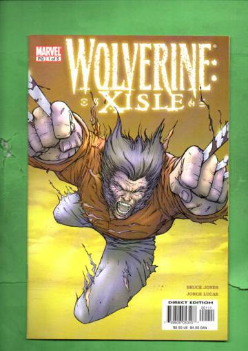 Wolverine: Xisle Vol 1 #1 Jun 03