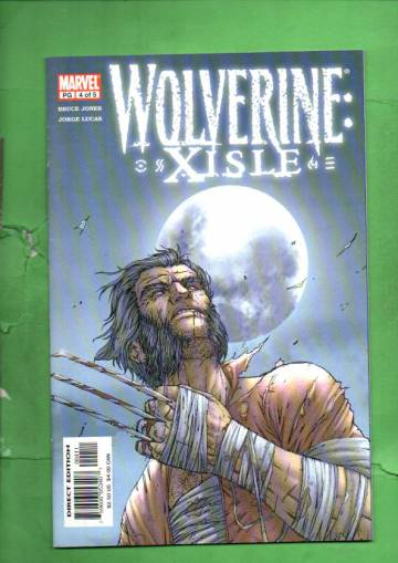 Wolverine: Xisle Vol 1 #4 Jun 03