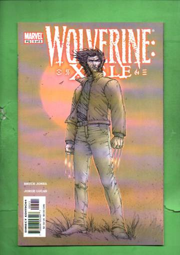 Wolverine: Xisle Vol 1 #5 Jun 03