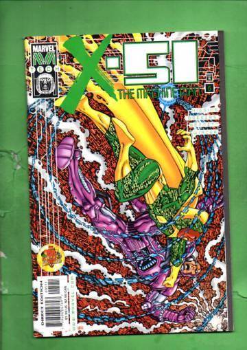 X-51 Vol. 1 #5 Dec 99