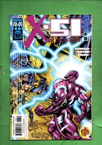 X-51 Vol. 1 #6 Jan 00
