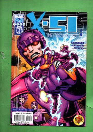 X-51 Vol. 1 #7 Feb 00