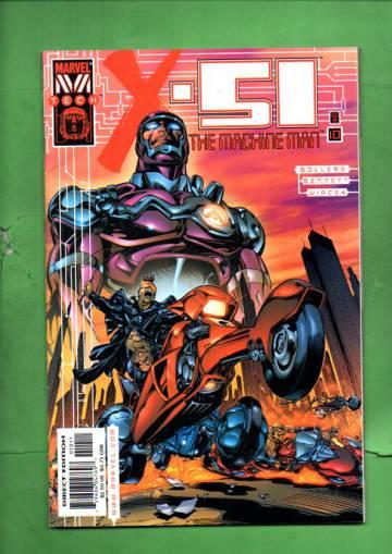 X-51 Vol. 1 #10 May 00