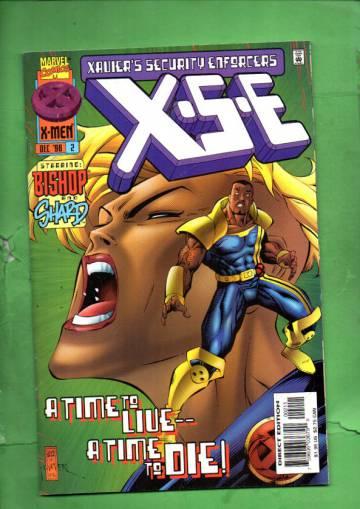 XSE Vol. 1 #2 Dec 96