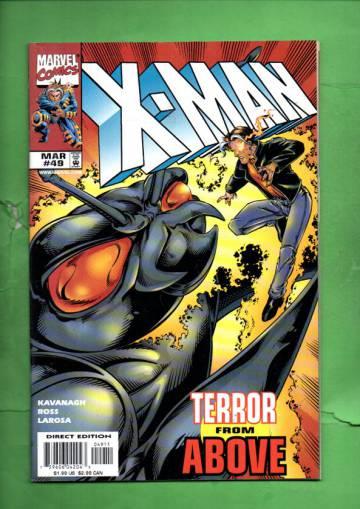 X-Man Vol. 1 #49 Mar 99