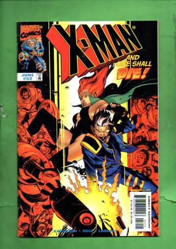 X-Man Vol. 1 #52 Jun 99