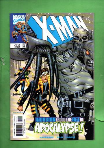 X-Man Vol. 1 #53 Jul 99