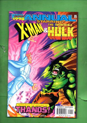 X-Man/Hulk '98 (Annual)