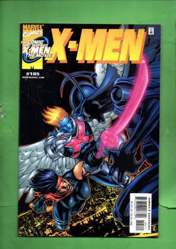 X-Men Vol. 1 #105 Oct 00
