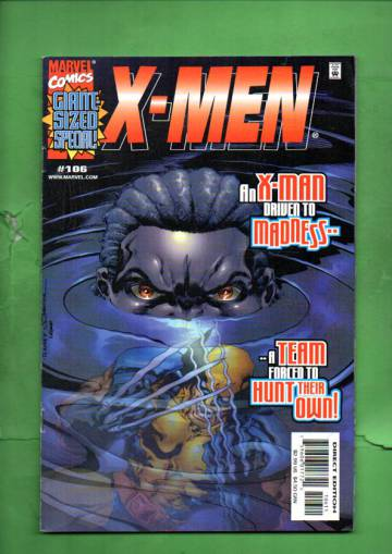 X-Men Vol. 1 #106 Nov 00