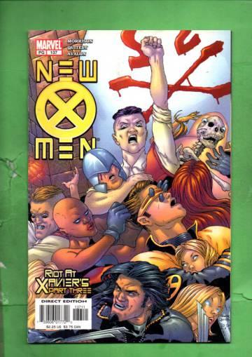New X-Men Vol. 1 #137 Apr 03
