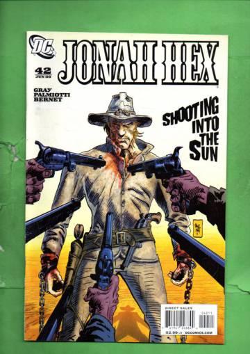 Jonah Hex #42 Jun 09